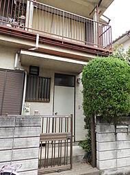 [テラスハウス] 東京都府中市府中町1丁目 の賃貸【/】の外観