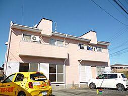 松永アパート[102号室]の外観