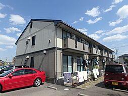 セジュール西岡崎B[102号室]の外観