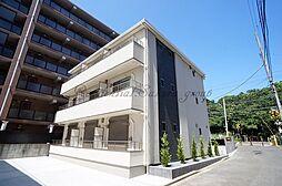 神奈川県横浜市保土ケ谷区保土ケ谷町1丁目の賃貸アパートの外観