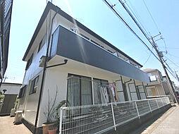 千葉県佐倉市西志津2丁目の賃貸アパートの外観