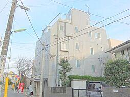 東京都世田谷区砧8丁目の賃貸マンションの外観