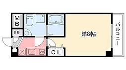 セレニテ甲子園[2-603号室]の間取り