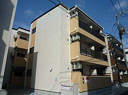 大阪府大阪市西成区南津守6丁目の賃貸アパートの外観