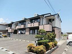 和歌山県和歌山市井辺の賃貸アパートの外観