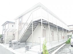 JR横浜線 橋本駅 徒歩11分の賃貸アパート