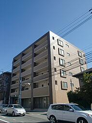 プレジール山科[3階]の外観