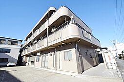 埼玉県川越市霞ケ関東1丁目の賃貸マンションの外観