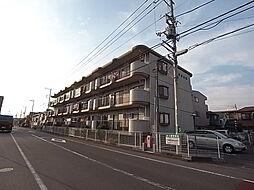 松林壱番舘[201号室]の外観