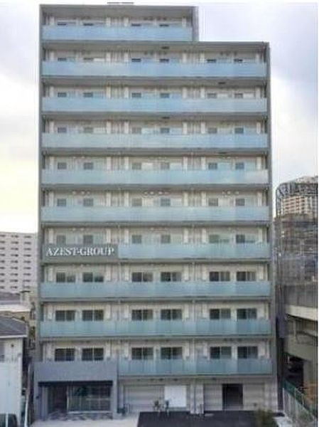 AZEST北千住[6階]の外観
