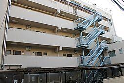 ハイネス大久保[1階]の外観