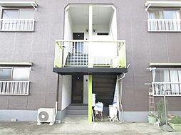 山梨県笛吹市石和町下平井の賃貸アパートの外観