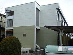 千葉県船橋市旭町3丁目の賃貸アパートの外観