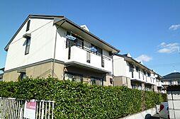 福岡県古賀市舞の里2丁目の賃貸アパートの外観