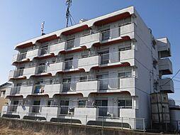 荒川ラインハイツ[3階]の外観