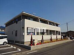 サンリット青柳 D[1階]の外観