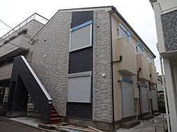 JR中央本線 東小金井駅 徒歩14分の賃貸アパート