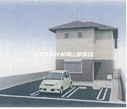 [一戸建] 岡山県岡山市中区原尾島4丁目 の賃貸【/】の外観