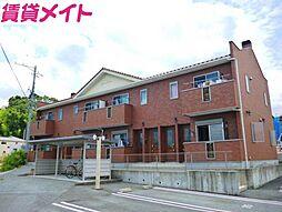 MO−V A棟[1階]の外観