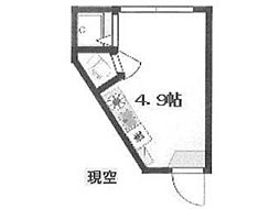 アーバンプレイス武蔵野[1階]の間取り