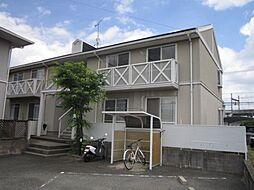 サンハイツ竹[102号室]の外観