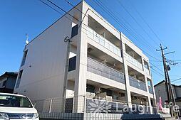 埼玉県日高市四本木1丁目の賃貸マンションの外観