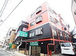 東京都足立区本木1丁目の賃貸マンションの外観