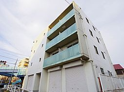 CHAFER西国分寺[3階]の外観