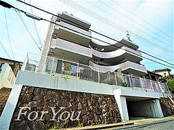 兵庫県神戸市東灘区森北町7丁目の賃貸マンションの外観