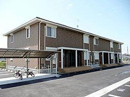 和歌山県和歌山市神波の賃貸アパートの外観