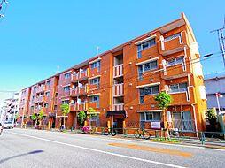東京都練馬区石神井台7丁目の賃貸マンションの外観