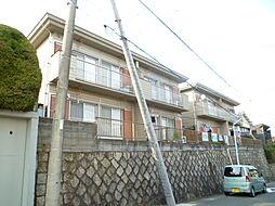 愛知県名古屋市瑞穂区日向町1丁目の賃貸アパートの外観