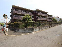 パルテール江戸川台[1階]の外観