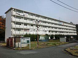 ビレッジハウス茄子川1号棟[1階]の外観