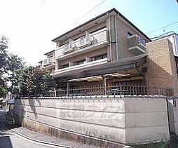 京都府京都市左京区浄土寺東田町の賃貸マンションの外観