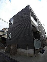 リブリ・HIDEI bt[101kk号室]の外観