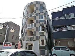 サントゥール[2階]の外観