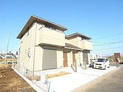 [テラスハウス] 千葉県流山市十太夫 の賃貸【/】の外観