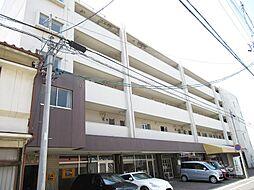光栄マンション[3階]の外観