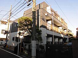東京都江戸川区東小岩5の賃貸マンションの外観