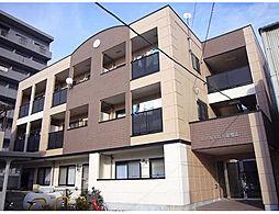 広島県広島市南区東雲3丁目の賃貸アパートの外観