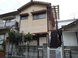 八谷アパート[2階]の外観