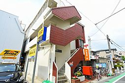 兵庫県西宮市甲子園口2丁目の賃貸マンションの外観