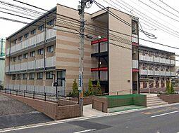 埼玉県草加市小山2丁目の賃貸マンションの外観