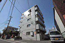 福岡県北九州市門司区大里戸ノ上1丁目の賃貸マンションの外観