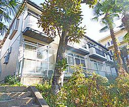 京都府京都市北区衣笠西開キ町の賃貸アパートの外観