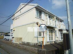八反田ハイツA[2階]の外観