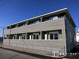 JR東海道本線 幸田駅 徒歩12分の賃貸アパート