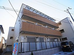 AJ新鎌ヶ谷II[102号室]の外観