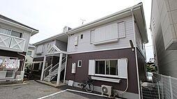 大阪府泉大津市下之町の賃貸アパートの外観
